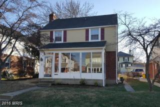 37 Yorkway, Baltimore MD