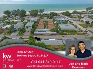3301 6th Avenue, Holmes Beach FL