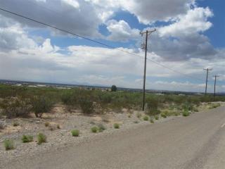 South Canyon Road, Alamogordo NM
