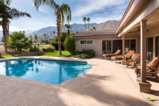 605 East Sierra Way, Palm Springs CA