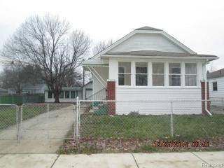 23133 Cushing Avenue, Eastpointe MI