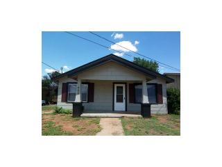 408 W Arkansas Ave, Sweetwater, TX 79556