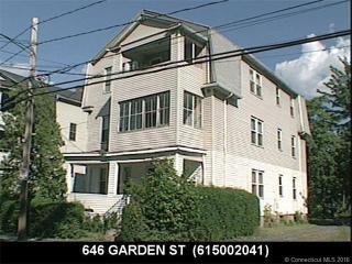 646 Garden Street, Hartford CT