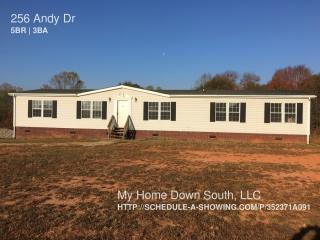 256 Andy Dr, Forest City, NC 28043
