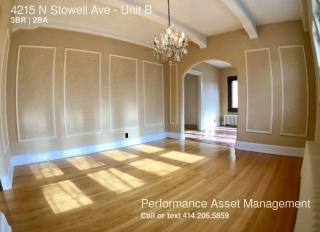 4215 N Stowell Ave #B, Shorewood, WI 53211