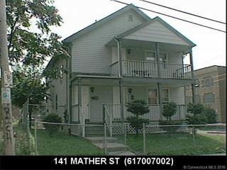 141 Mather Street, Hartford CT