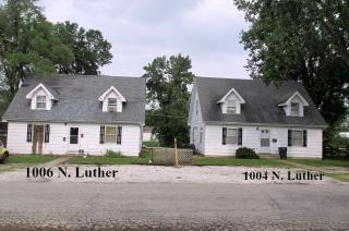 1004 1006 N Luther, Kirksville MO