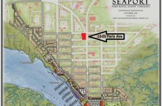 1503 Paris Avenue, Port Royal SC