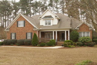 402 Carnoustie Drive, Greenville NC