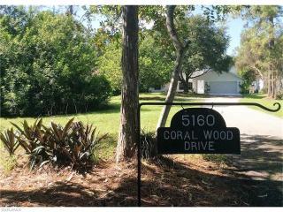 5160 Coral Wood Drive, Naples FL