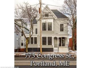 773 Congress Street #3, Portland ME