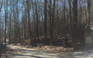 Eagle Rock Road, Blue Ridge GA