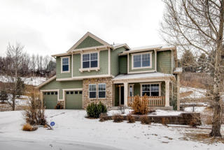1389 Black Pine Court, Castle Rock CO