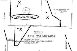9277 Elben Place, Sun Valley CA