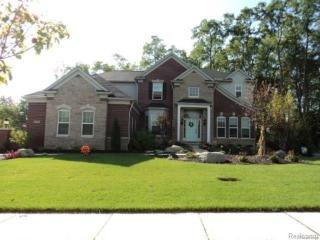 49365 Hidden Ridge Drive, Northville MI