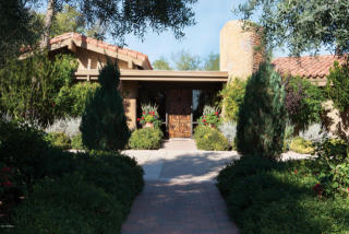 4724 East Road Runner Place, Paradise Valley AZ