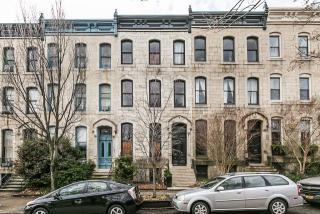 1606 Park Avenue, Baltimore MD