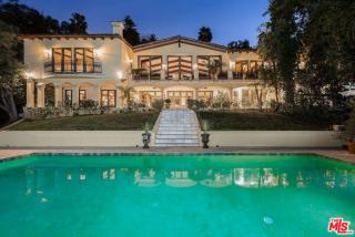 12753 Mulholland Drive, Beverly Hills CA