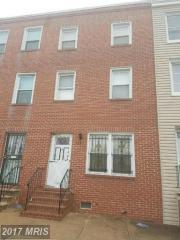 539 Mosher Street, Baltimore MD