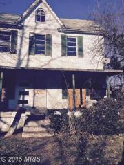 834 East Cold Spring Lane, Baltimore MD