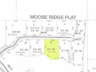 Lot 8 Moose Ridge Drive, Antigo WI