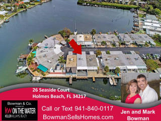 26 Seaside Court, Holmes Beach FL