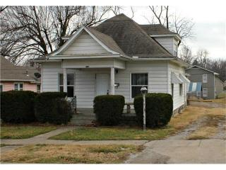 316 Jackson Street, Warrensburg MO