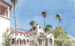 669 Picacho Lane, Montecito CA