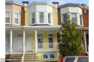314 East 28th Street, Baltimore MD