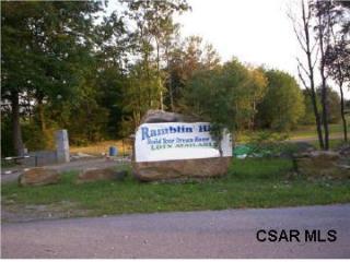 Lots 20 21 Rambler Road, Windber PA