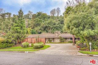 1089 Moraga Drive, Los Angeles CA