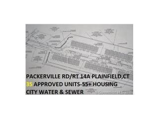 Packerville Road, Plainfield CT