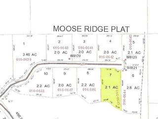 Lot 7 Moose Ridge Drive, Antigo WI