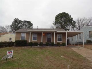 3537 Brantley Road, Memphis TN