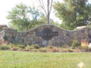 Lot 76 Cedar Creek Subdivision, Goshen IN