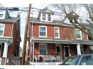 25 West 2nd Street, Pottstown PA