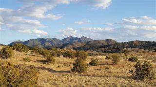 Old Windmill Road, Cerrillos NM