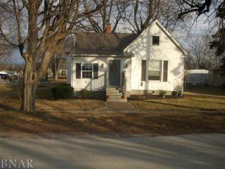 206 South Walnut Street, Heyworth IL