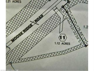 Lot 11 Moose Ridge, Dallas Plantation ME