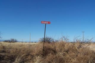 4 Lots E Orange Street, Pearce AZ