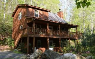 573 Chairmaker Drive, Hayesville NC