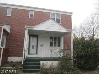 2651 Liberty Parkway, Baltimore MD