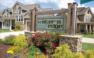 Waters Edge, Hayesville NC