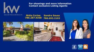 7700 Center Bay Drive, North Bay Village FL