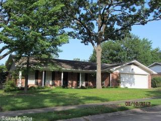 3713 Sevier Drive, North Little Rock AR