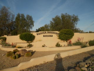 22770 West Weaver Valley Drive #55, Congress AZ