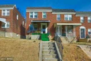 2436 West Cold Spring Lane, Baltimore MD