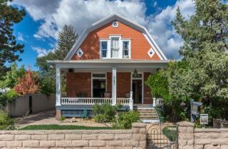 343 E Palace Avenue, Santa Fe NM