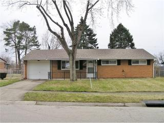 6625 Helwig Drive, Huber Heights OH