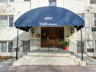 4803 Wellington Drive #4, Chevy Chase MD